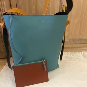 Céline small twisted Cabas Tote